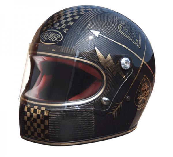 "PREMIER Trophy Carbon - ""NX Gold Chromed"" - ECE"