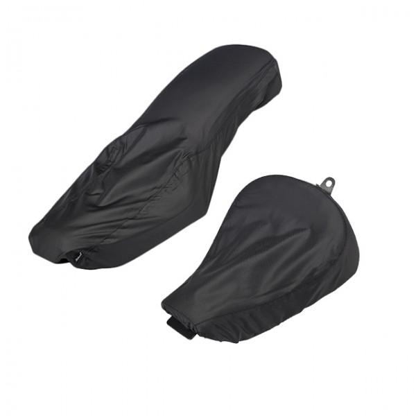 BILTWELL Sitzschoner wasserdicht schwarz klein und groß