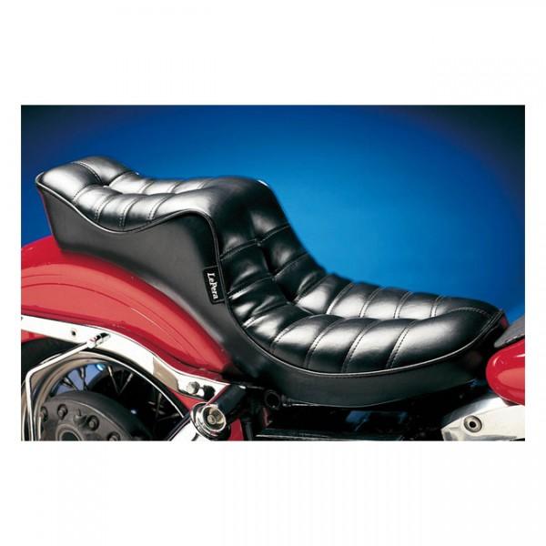 "LEPERA Sitz - ""Regal 2-up seat. One-piece seat. Pleated"" - 64-84 FL, FX (NU)"