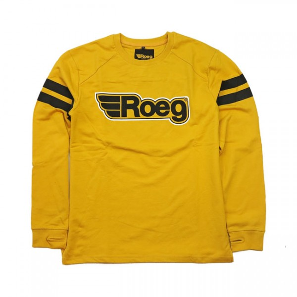 ROEG longsleeve Ricky yellow