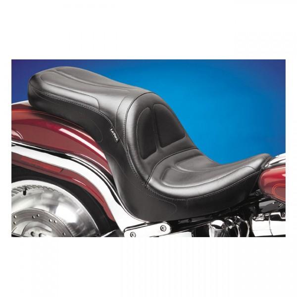 "LEPERA Sitz - ""Maverick 2-up seat"" - 00-07 FXSTD Deuce (excl. other Softails) (NU)"