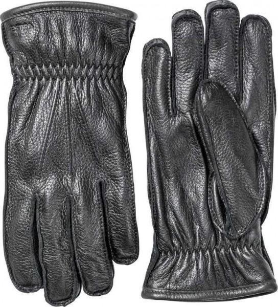 """HESTRA Handschuhe - """"Örnberg"""" - schwarz"""
