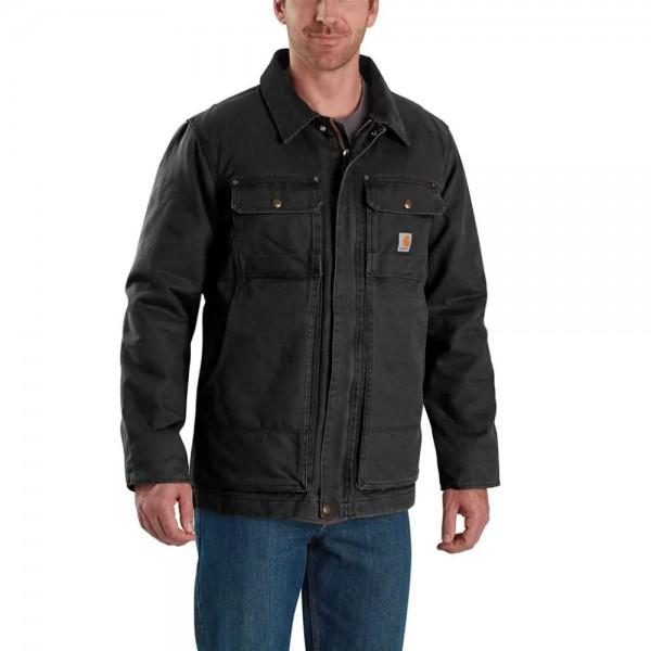 "CARHARTT Jacket - ""Full Swing® Armstrong Traditional Coat"" - black"