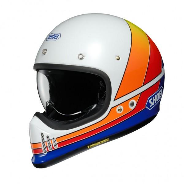 """SHOEI Helmet EX-Zero - """"Equation TC-2"""" - ECE"""