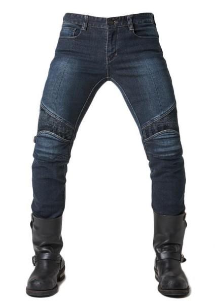 "uglyBROS Jeans - ""2Slub-K"" - Kevlar, blue"