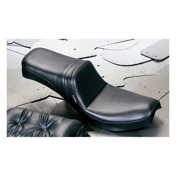 "LEPERA Sitz - ""Daytona 2-up seat. Smooth"" - 64-84 4-sp FL, FX models (NU)"