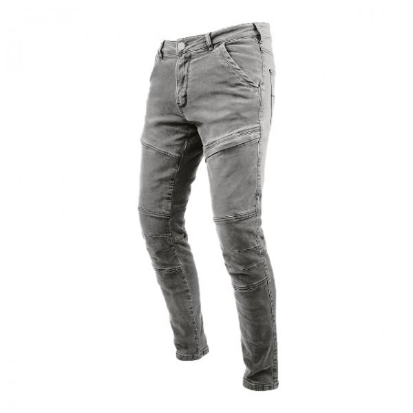 JOHN DOE Jeans Rebel Jeans XTM hellgrau