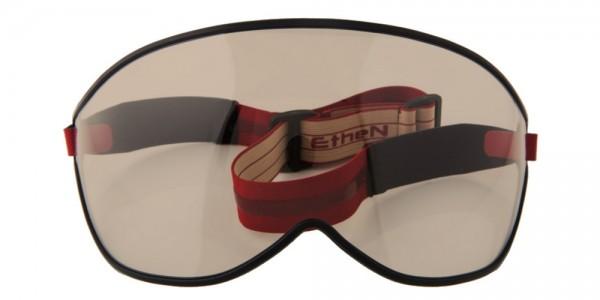 """ETHEN Visierbrille - """"Visor 08"""" - dunkelgrau"""