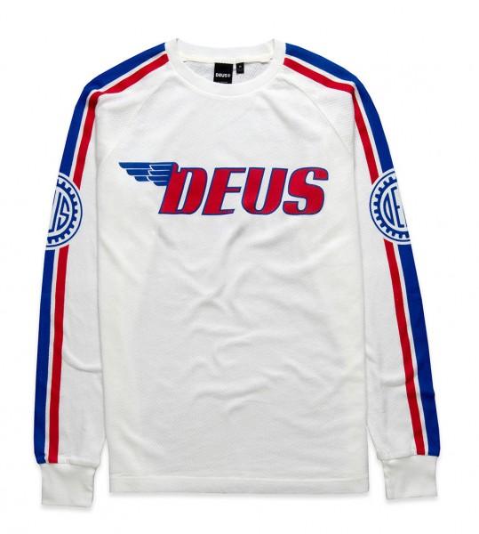 DEUS EX MACHINA Chucks Moto Jersey