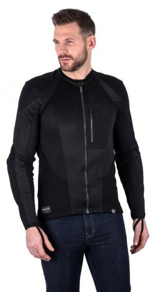 """KNOX Armoured Shirt - """"Urbane Pro"""" - black"""