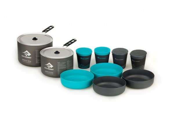 "SEA TO SUMMIT Cook Set - ""Alpha Set 4.2"""