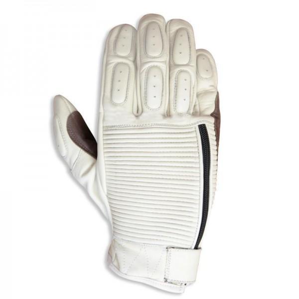 """ROLAND SANDS Gloves - """"Dezel"""" - sand"""