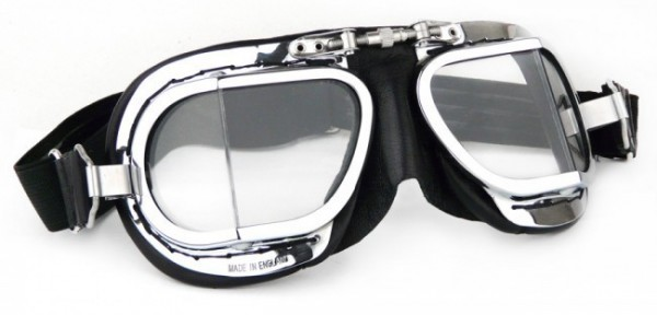 "HALCYON Goggles - ""Mark 49 Compact"" - black"