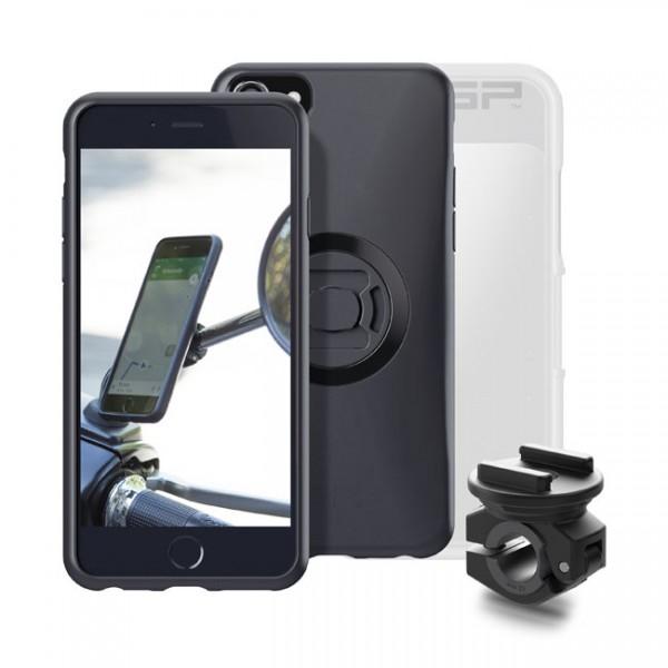 SP CONNECT Phone Holder Moto Mirror Bundle LT iPhone SE/8/7/6s/6