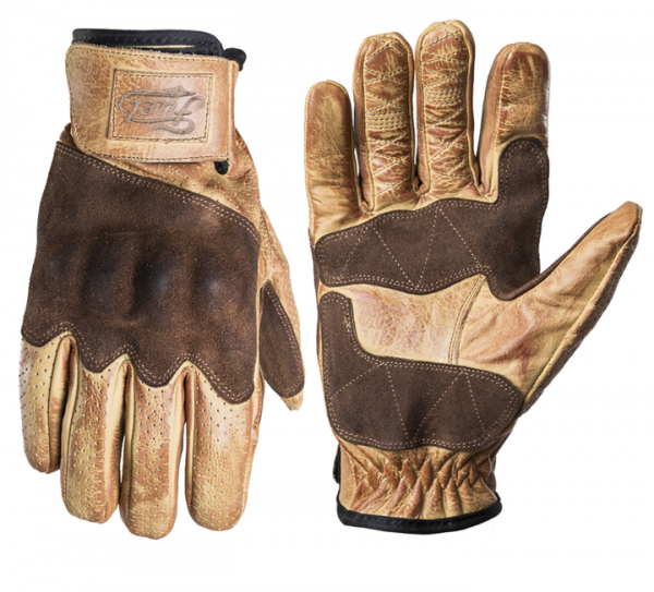 Fuel Gloves Rodeo yellow