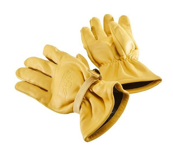 "ROKKER Gloves - ""California Insulation"" - yellow"