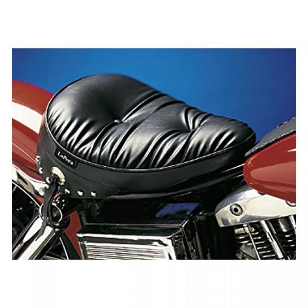 "LEPERA Seat - ""LePera, Sanora solo seat. Regal Plush with skirt. Gel"" - 64-84 FL, FX (NU)"