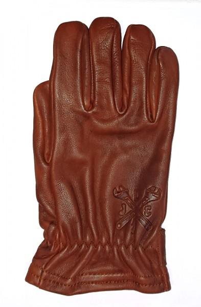 JOHN DOE Gloves Freewheeler CE brown