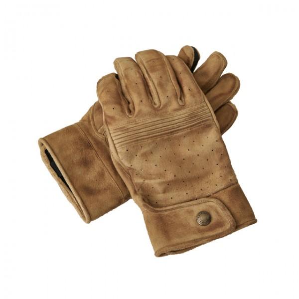 BELSTAFF PM gloves Montgomery in sand