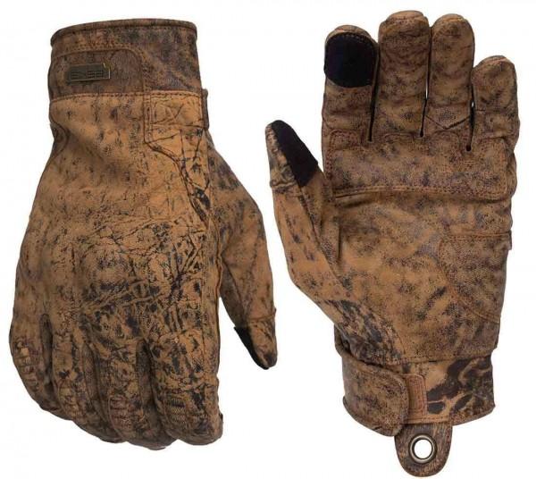 """ESKA Handschuhe - """"Ferry"""" - antik braun"""