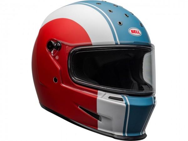 """BELL Eliminator """"Slayer"""" full face helmet with anti fog shield"""