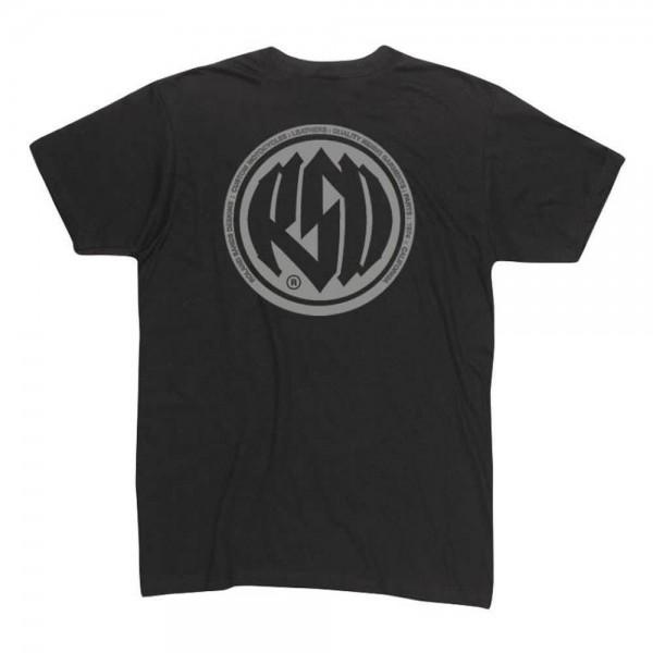 """ROLAND SANDS T-Shirt - """"Logo"""" - schwarz"""