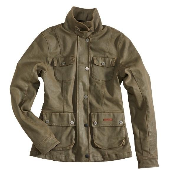 """ROKKER Jacket - """"Rokkertech Jacket Lady"""" - olive"""