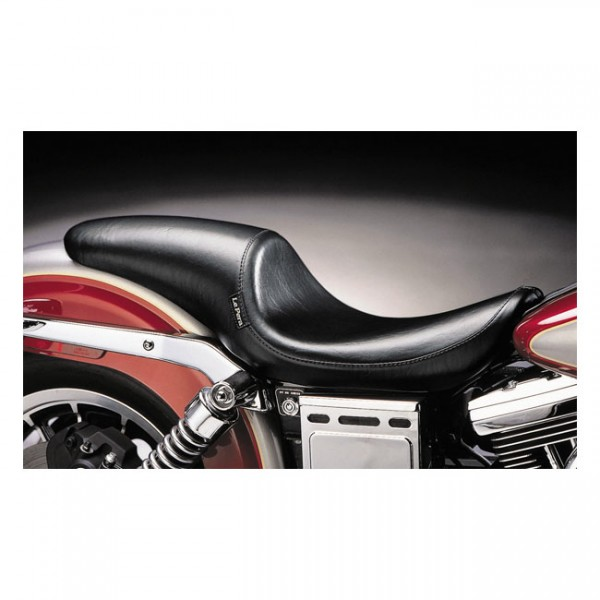 """LEPERA Sitz - """"Silhouette Deluxe seat"""" - 96-03 Dyna (excl. FXDWG) (NU)"""