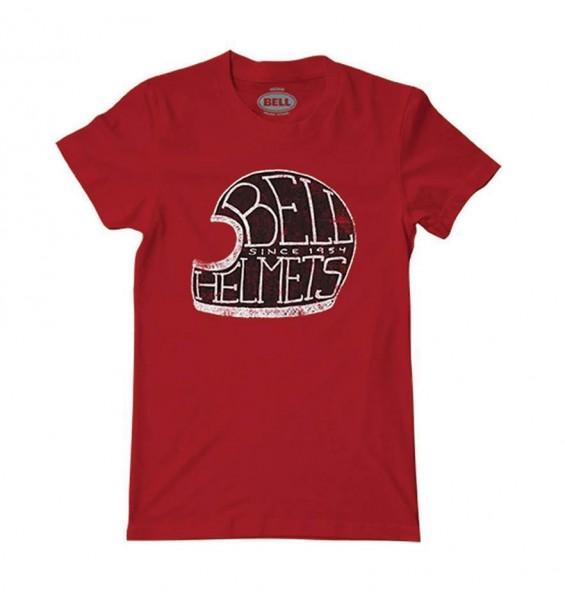 """BELL Damen T-Shirt - """"Star Cardinal"""" - rot"""