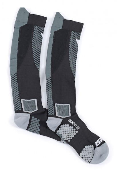 """DAINESE - """"D-Core High Sock"""" - black & anthracite"""