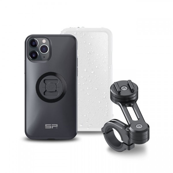 SP CONNECT Phone Holder Moto Bundle iPhone 11 Pro/X/XS