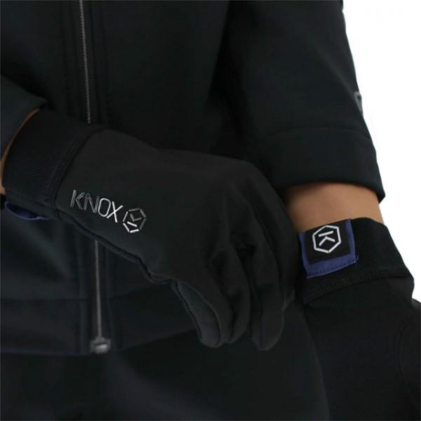 KNOX Handschuhe Cold Killers in Schwarz und winddicht