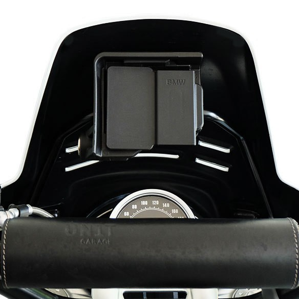 "UNITGARAGE - ""GPS Bracket Fenouil"" for BMW - black"