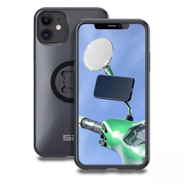 SP CONNECT Handyhalterung Moto Spiegel Bundle LT iPhone 11/XR