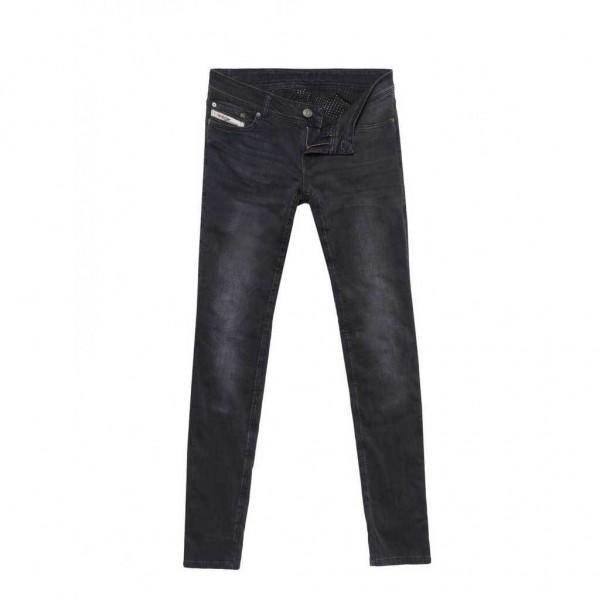 """JOHN DOE Women's Jeans - """"Low Waist Betty""""- black"""