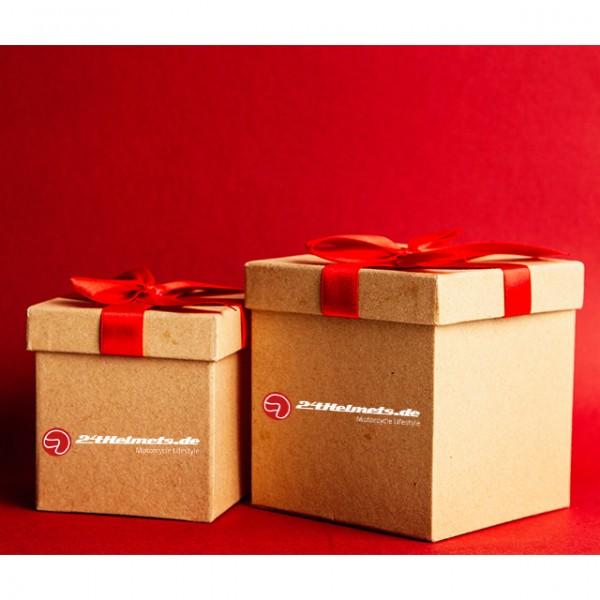 Geschenkverpackung 24Helmets.de