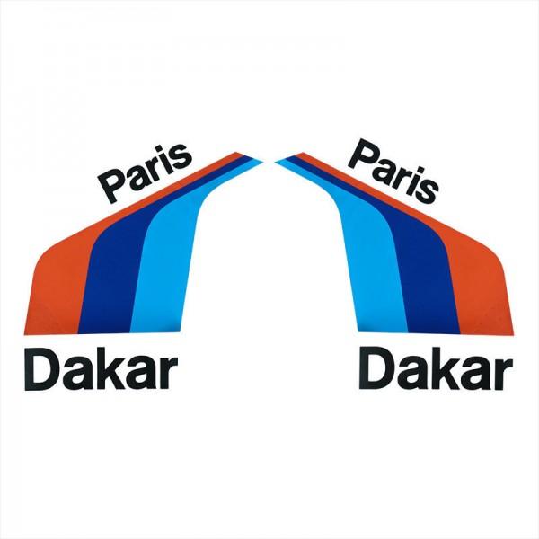 """UNITGARAGE Aufkleber - """"Motorsport Paris Dakar"""" für BMW"""