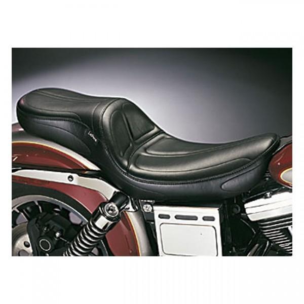 "LEPERA Sitz - ""Maverick 2-up seat. Gel"" - 04-05 Dyna (excl. FXDWG) (NU)"