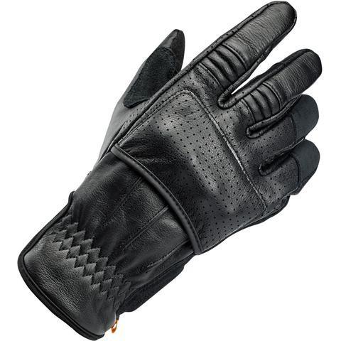 "BILTWELL Handschuhe - ""Borrego CE"" - schwarz"