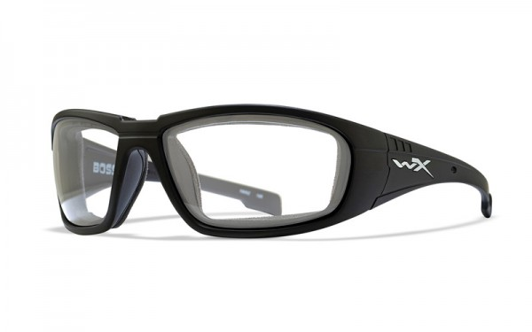 Wiley X Glasses Boss Transparent