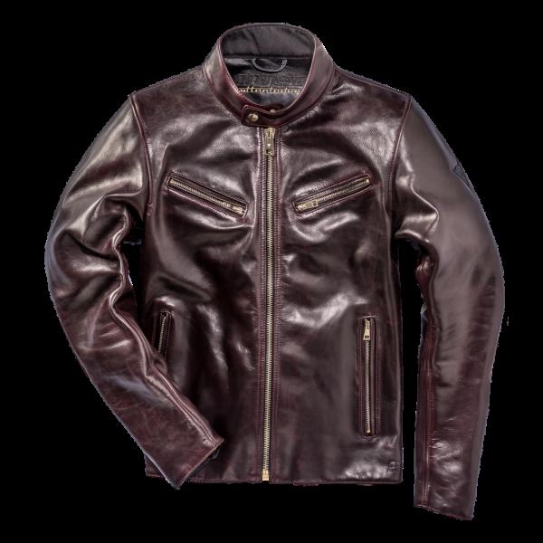 "DAINESE 72 Jacket - ""Patina 72"" - cordovan"