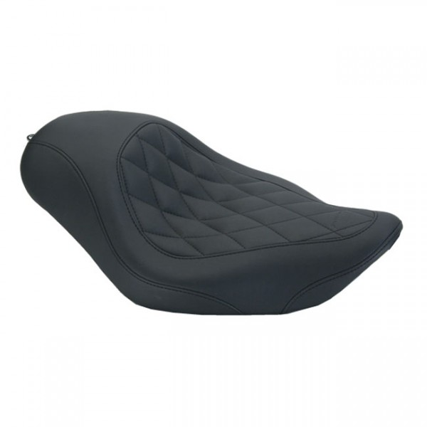 """MUSTANG Sitz - """"Mustang, Wide Tripper solo seat"""" - 04-20 XL (excl. 07-09 XL)"""