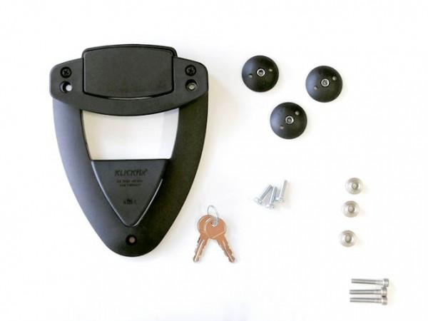 UNITGARAGE Schnellverschluss System für Seitentasche