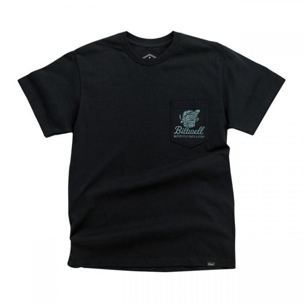 BILTWELL Rouserbot T-Shirt Schwarz