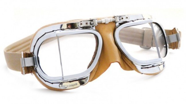 "HALCYON Brille - ""Mark 49 Compact"" - beige"