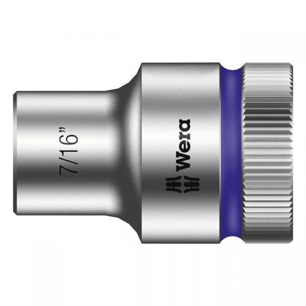 """WERA Werkzeug - """"Wera Zyklop 1/2""""-Nuss - US-Größen 7/16"""""""" - 1/2"""" drive"""