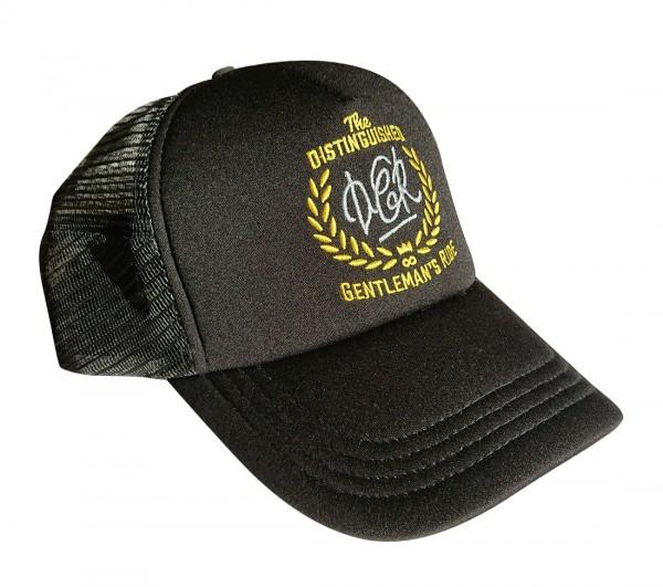 "DGR Hat - ""The Cavalier Cap"" - black"