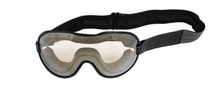 """ETHEN Goggles - """"Cafe Racer CR0113"""" - light brown mirrored"""