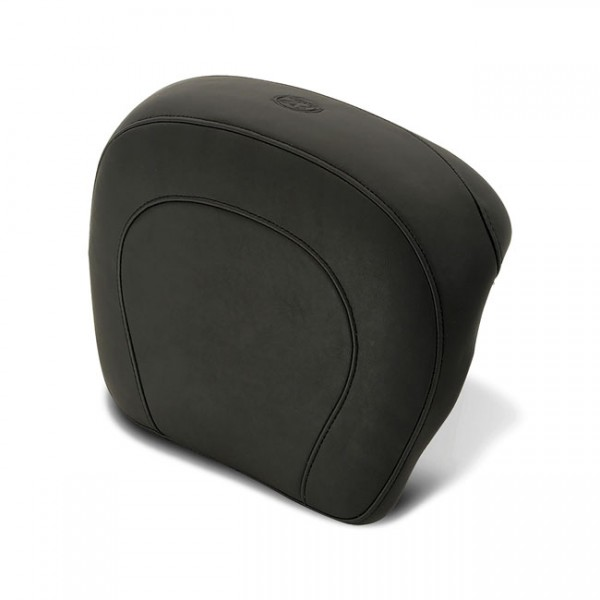 """MUSTANG Seat - """"Mustang, OEM style passenger pad"""" - 14-20 Touring with Chopped H-D Tour-Pak"""