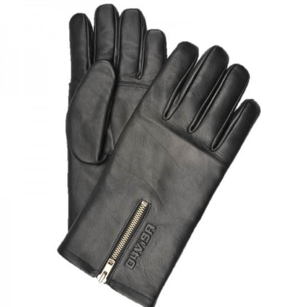 """DAVIDA Women's Gloves - """"Racer"""" - black"""